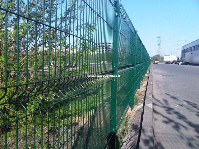 tvoros pavyzdžiai - panelinės tvoros