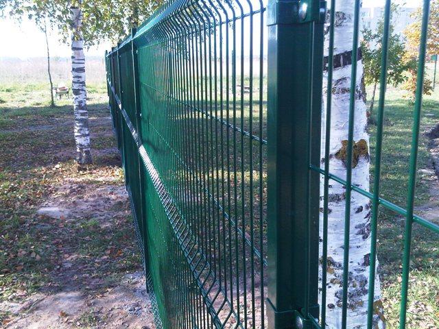 tvoros pavyzdžiai - mokyklos stadiono - tvoros kaina