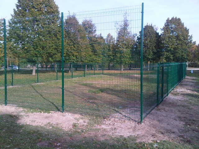 tvoros pavyzdžiai - tvoros segmentai